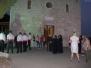 Oproštaj sa sestrama franjevkama u župi Gorica-Sovići