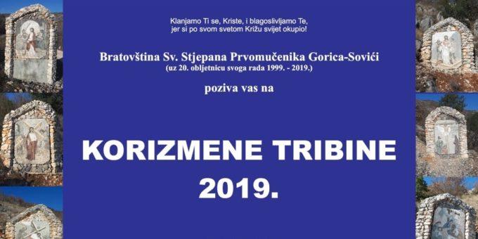 Korizmene tribine 2019